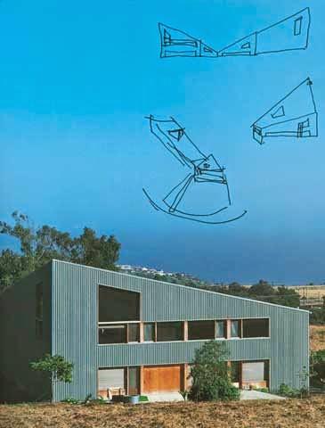 Casa Estudio para Ron Davis en Malibú | Frank Gehry