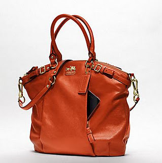 Orange Tote Bag River Island