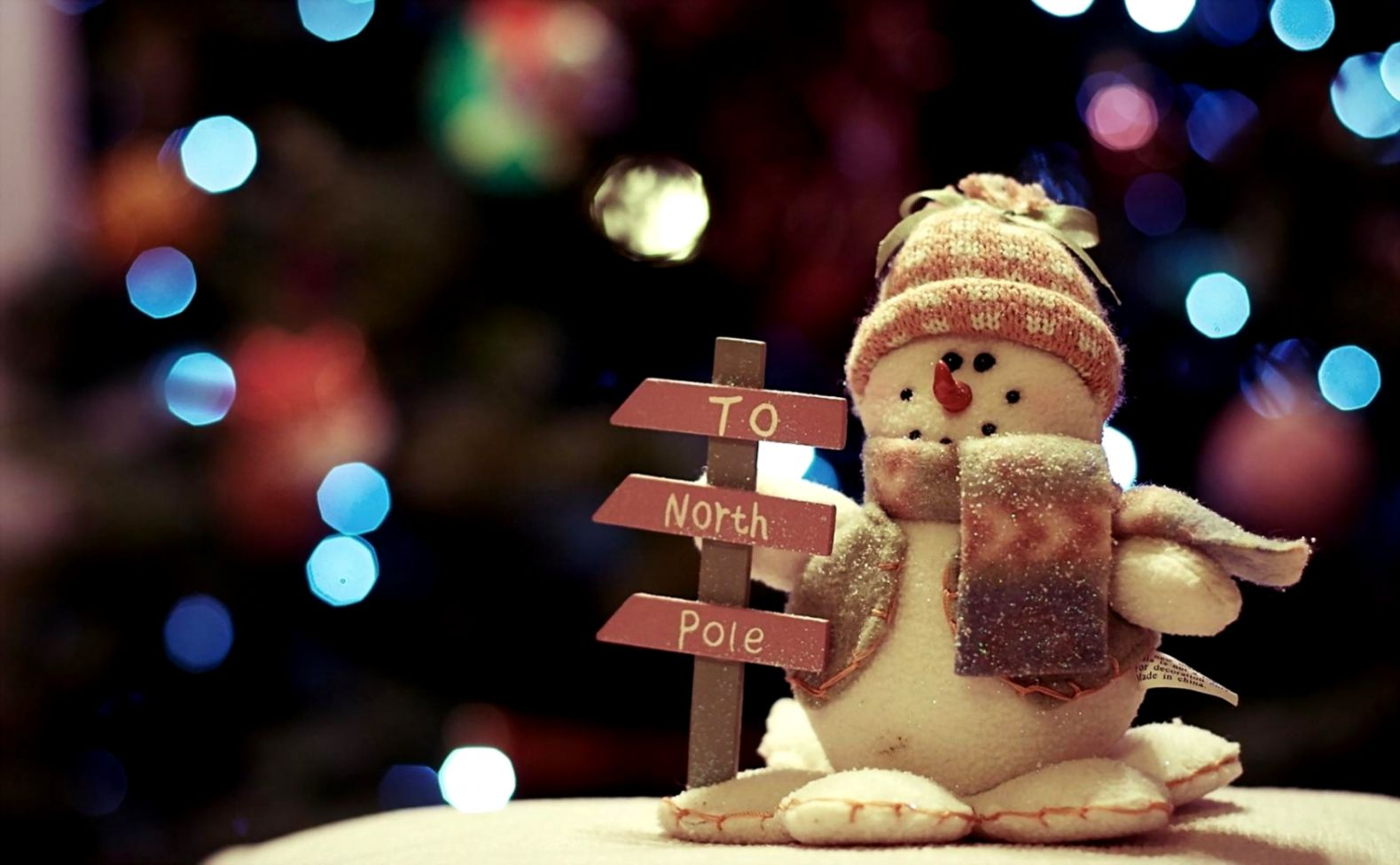 Snowmen Toys Christmas New Year Hd Wallpaper Wallpapers User