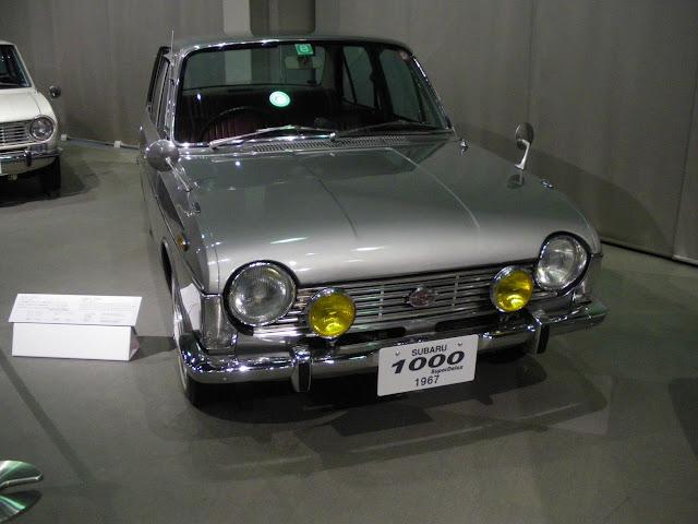 Subaru 1000, klasyczne japońskie auta