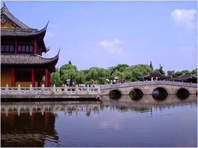 วัดเฉวียนฝู (Quanfu Temple)