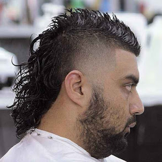Mohawk Thick hairstyle
