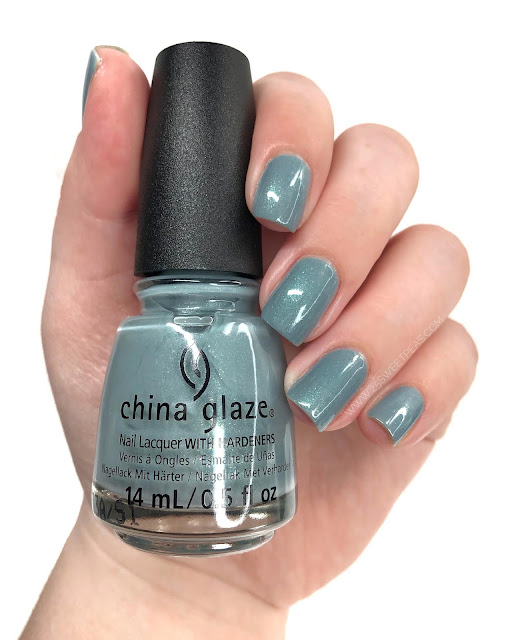 China Glaze This is Ranunculus 25 Sweetpeas