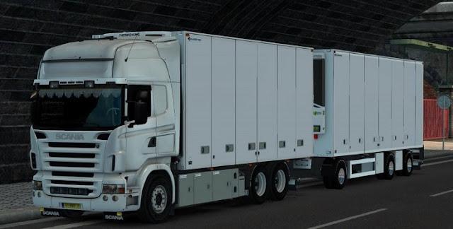 gambar truk box