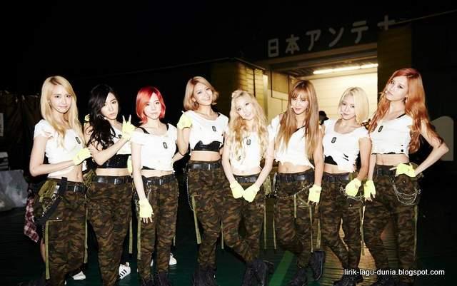 SNSD - Girl Generation