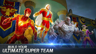 DC Legends v1.15.0 Modded Apk