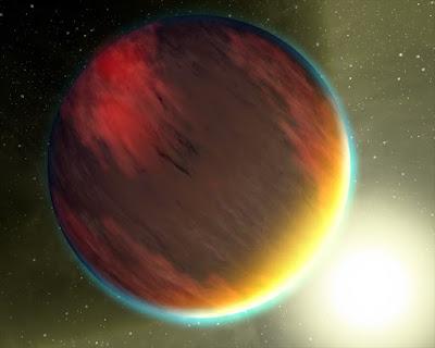 TOI 197.01, un exoplaneta como Saturno, pero más caliente