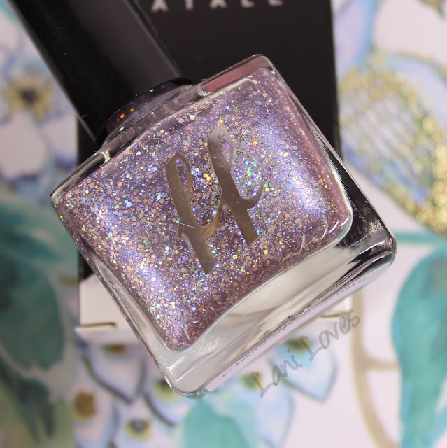 Femme Fatale Cosmetics Sleeping Stars Nail Polish Swatches & Review