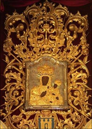 Obraz Matki Bożej Łaskawej