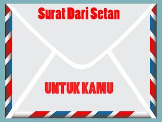 Sebuah Surat Dari Setan
