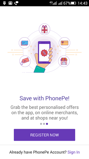 how to create vpa in phonepe