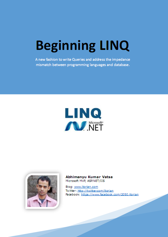 Linq pocket reference pdf download.