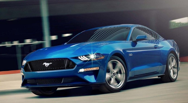 Ford Mustang GT 2108