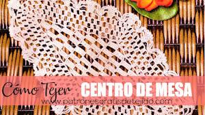Centro de Mesa Rombo a Crochet / Paso a paso