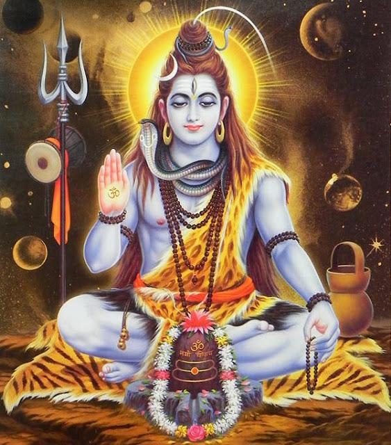 Shiv ji Pic