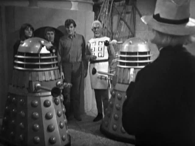 Doctor Who Revisiting The Daleks Master Plan Warped