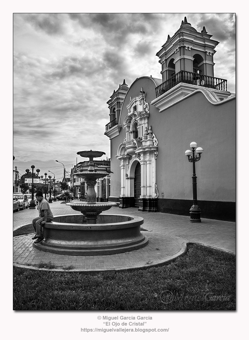 Iglesia de María Magdalena, Pueblo Libre, Lima (Perú)