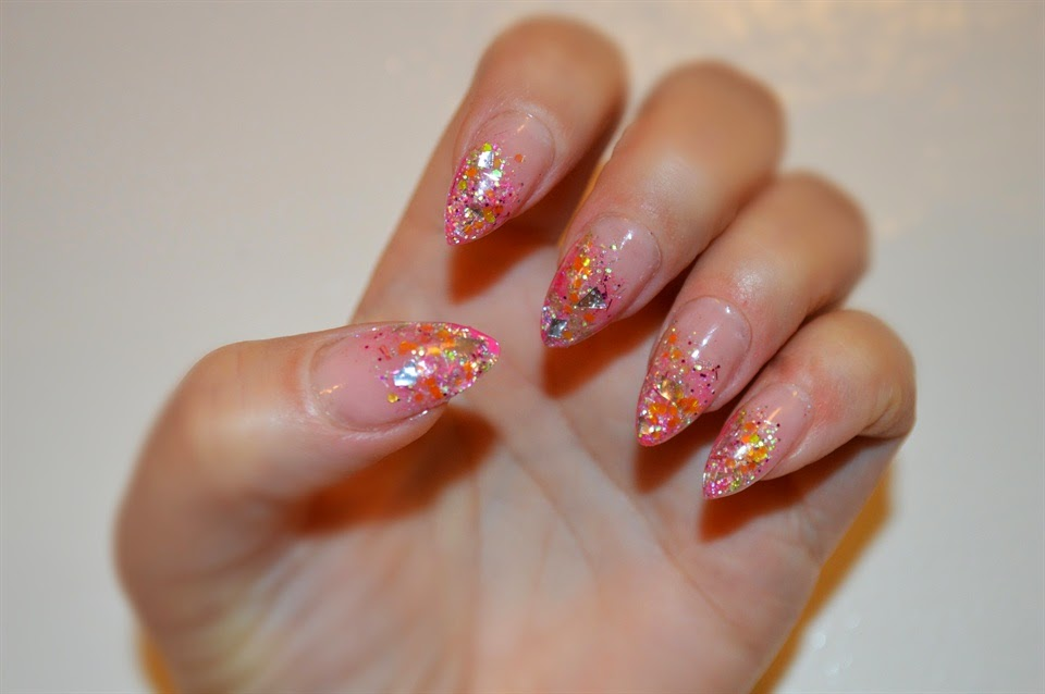 Cool Cute Acrylic Nail Designs: Fingernail Designs