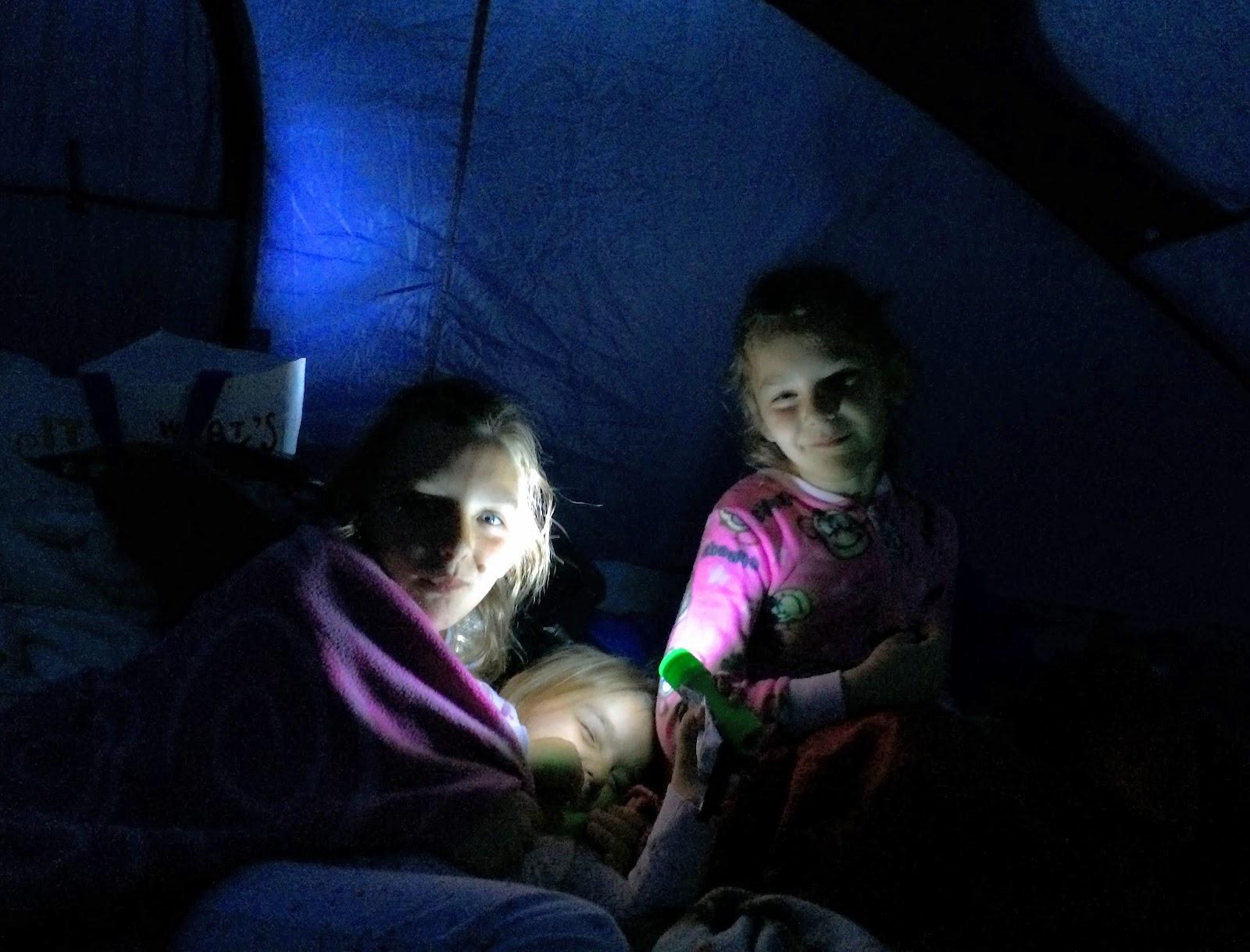 , Cosy Camping #MySundayPhoto