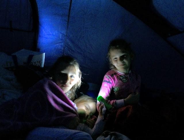 Cosy Camping #mysundayphoto