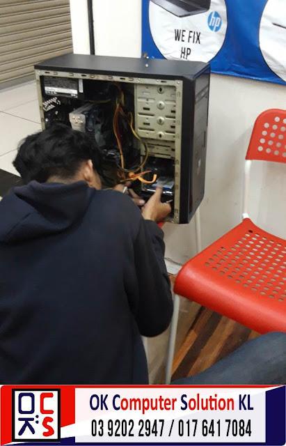 LOKASI OK COMPUTER SOLUTION KUALA LUMPUR | KEDAI REPAIR LAPTOP CHERAS 8