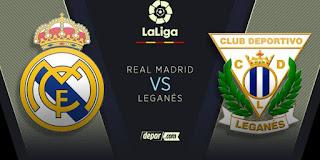 مشاهدة مباراة ريال مدريد و ليغانيس بث مباشر الآن كوره ستار - الدوري الإسباني