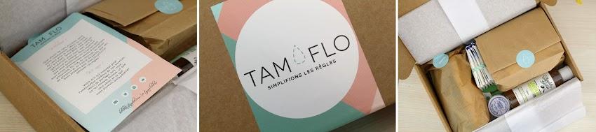 TAMFLO | La nouvelle box qui nous apporte réconfort et protection tous les mois simplifions les règles box mars 2016