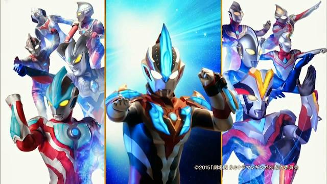 Ultraman Ginga S Sub Indo
