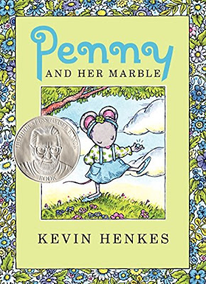 Penny And Her Marble, part of children's book review list about mice