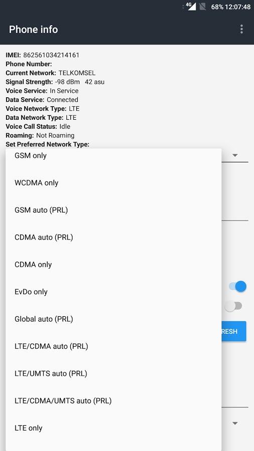 Cara Ubah Sinyal Ponsel Android Jadi 4g Only Tanpa Ribet Edalogi