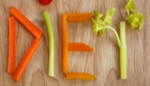 Diet tanpa olahraga dan sayur