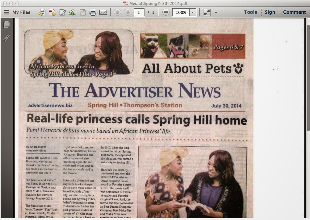 http://advertisernews.biz/entertainment/real-life-princess-calls-spring-hill-home.html?j