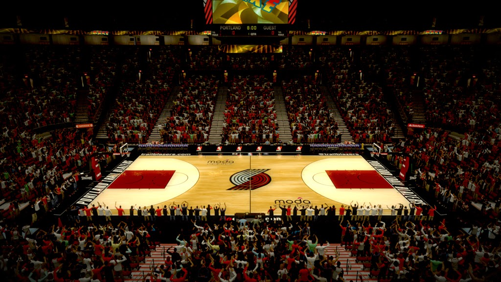 Portland Trailblazers Tickets and Luxury Suites For Sale, Moda Center