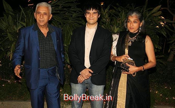 , Bollywood Celebrities At Farah Khan's GRAND 50th Birthday Party