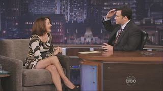 Anne hathaway in late night with jimmy fallon 2012 - 5 5