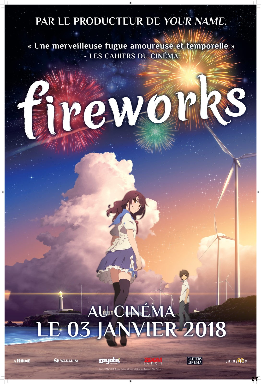 Fireworks [HDRip] [Streaming] [Telecharger]
