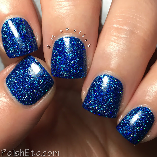 KBShimmer - Holo-Day Collection 2017 - McPolish - Jewels of the Trade