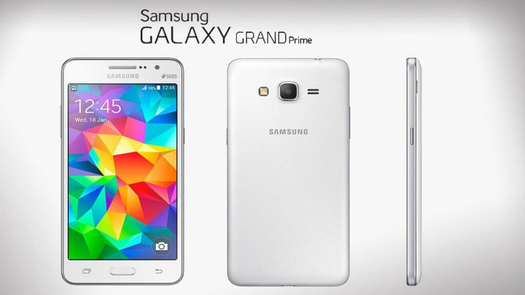 اصلاح بوت Galaxy Grand Prime SM-G530H بدون جيتاج عن طريق كرت