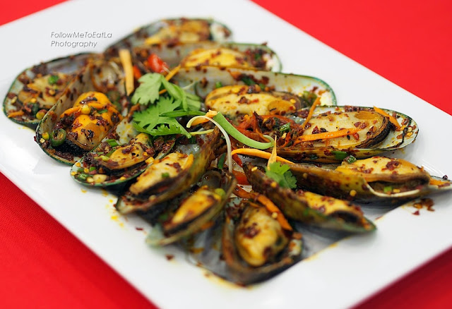 Chillies Mussel