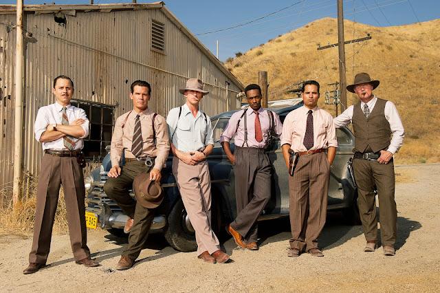 """""""Охотники на гангстеров"""" (Gangster Squad)"""