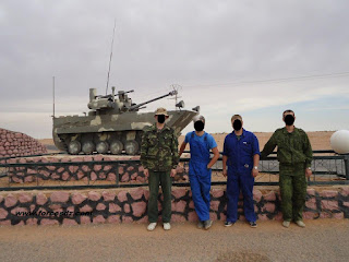 BMP-2/1M Berezhok الجزائرية  0mizi110