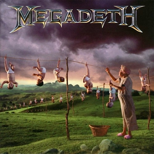 megadeth youthanasia torrent