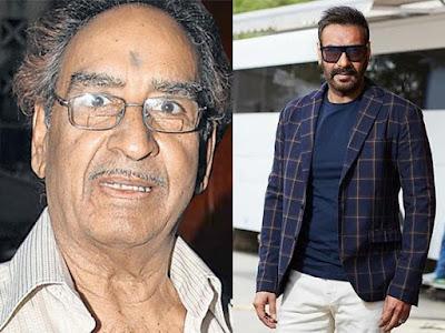 Ajay Devgan's Father Veeru Devgan Has Passed Away