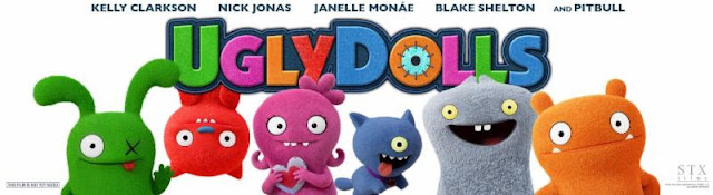 Ugly Dolls Movie Trailer