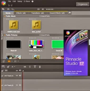 Download free pinnacle studio 17 5 20 ultimate full for Pinnacle studio templates free download