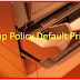 Group Policy Default Printer