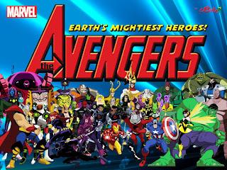 Baixar Os Vingadores: Os Maiores Heróis da Terra (Dublado)