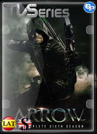Arrow (Temporada 6) HD 1080P LATINO/INGLES