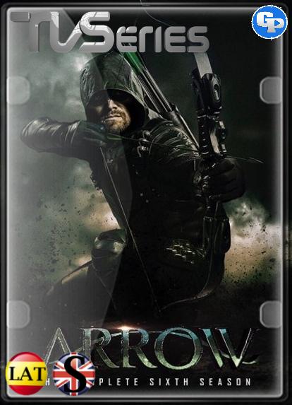 Arrow (Temporada 6) HD 1080P LATINO/INGLES