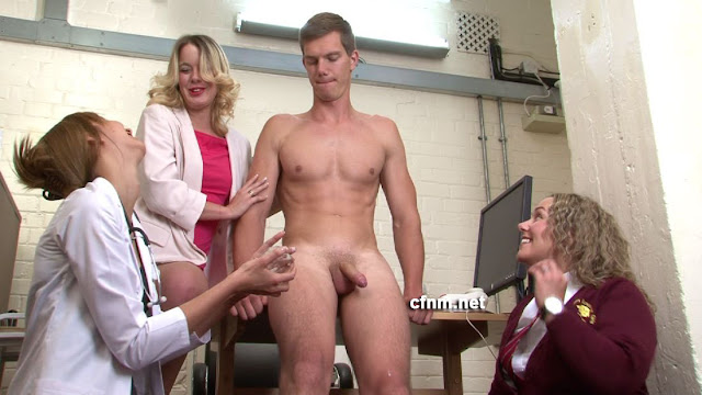 Instructional blow job video